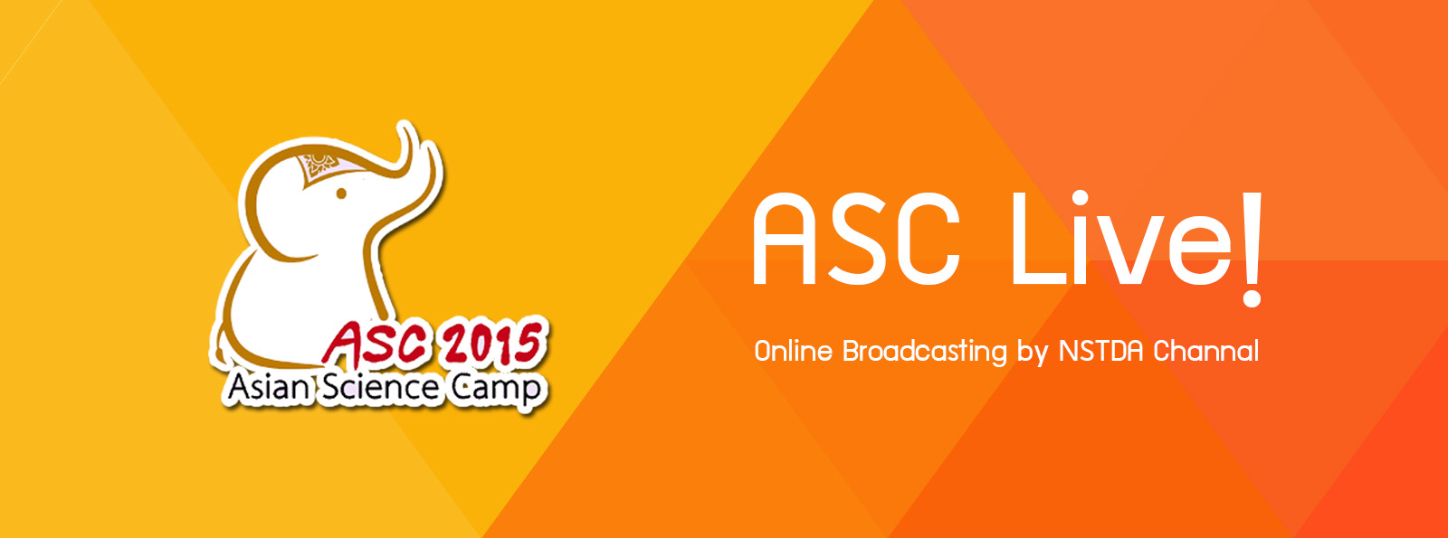 Watch ASC2015 Online